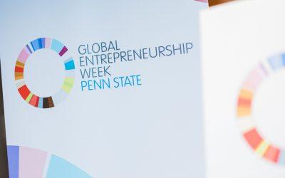 Global Entrepreneurship Week at Penn State
