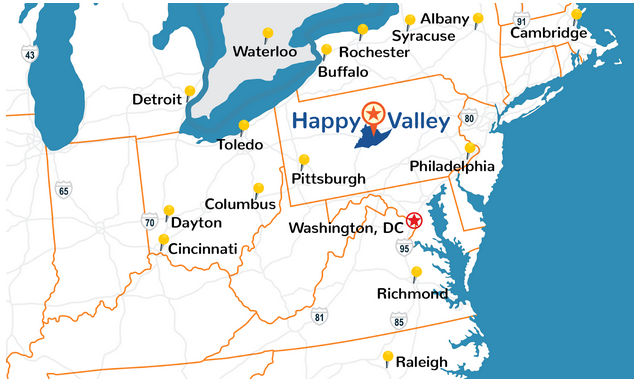 5 Things Happy Valley Offers Professionals