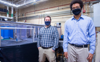 5 Questions with David Williams: How PSU Research is Creating Higher-Performing Naval Aircraft
