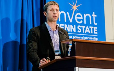 Don't Miss Your Chance to Attend the Invent Penn State Venture & IP Conference