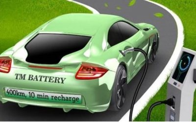 The Next-Gen Rechargeable Battery Technology that Could Power the Future of Electric Cars