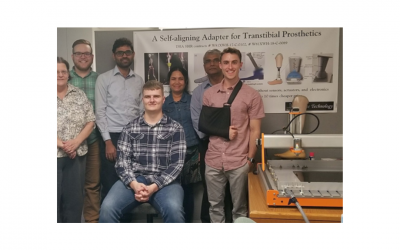 Impulse Technology Makes Strides in Restoring Mobility for Amputees