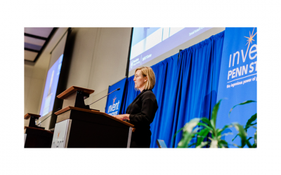 Virtual Invent Penn State Venture & IP Conference, April 15-16