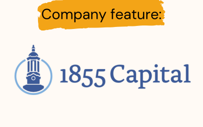 1855 Capital: Attracting Investor Funding and Creating Transformation in Happy Valley