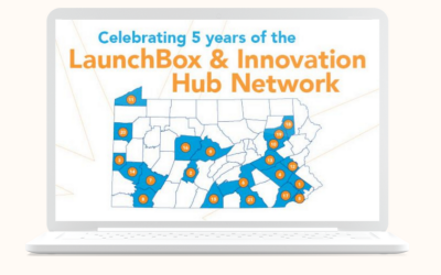 Penn State's Innovation Hub Celebrates 5 Years of Supporting the Entrepreneurial Spirit Throughout Pennsylvania