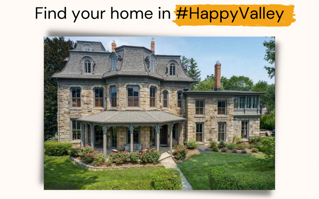 Another Perfect Property in Happy Valley, America's Ideal in Live, Work & Play