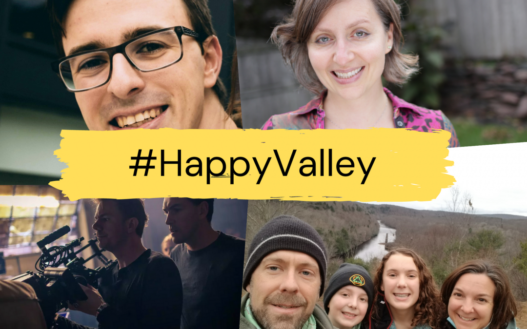 Professionals are Moving to Happy Valley: Here's What They Love, and What They'd Change